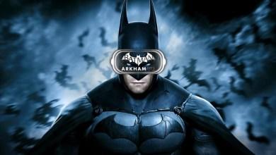 Photo of (Test VR) Batman Arkham VR