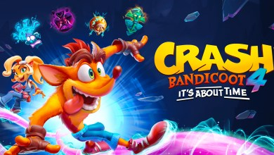 Photo of Crash Bandicoot le Retour