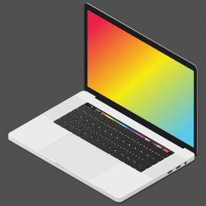 MacBookPro TouchBar