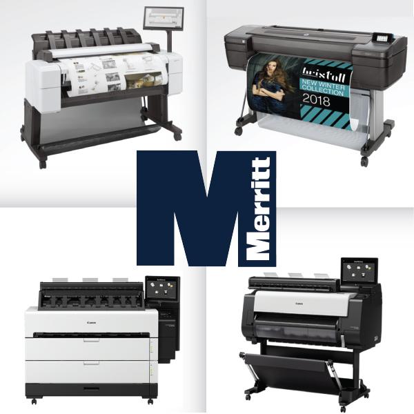 Printer equipment sales