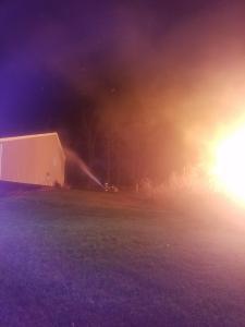 2017 November live burn