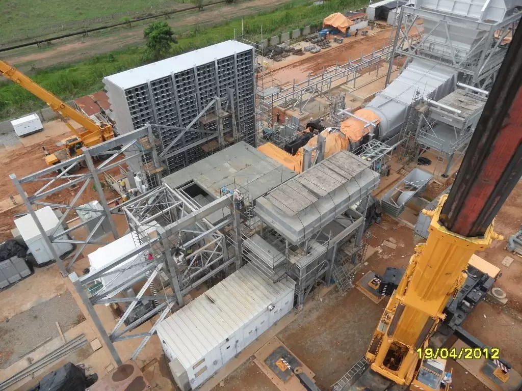 Bachaquero Power Plant Planning