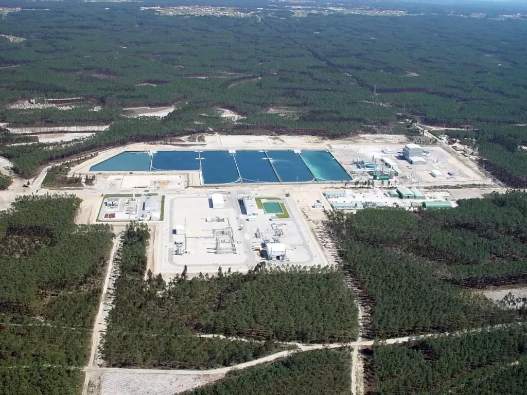 Carriço Gas Storage Planning