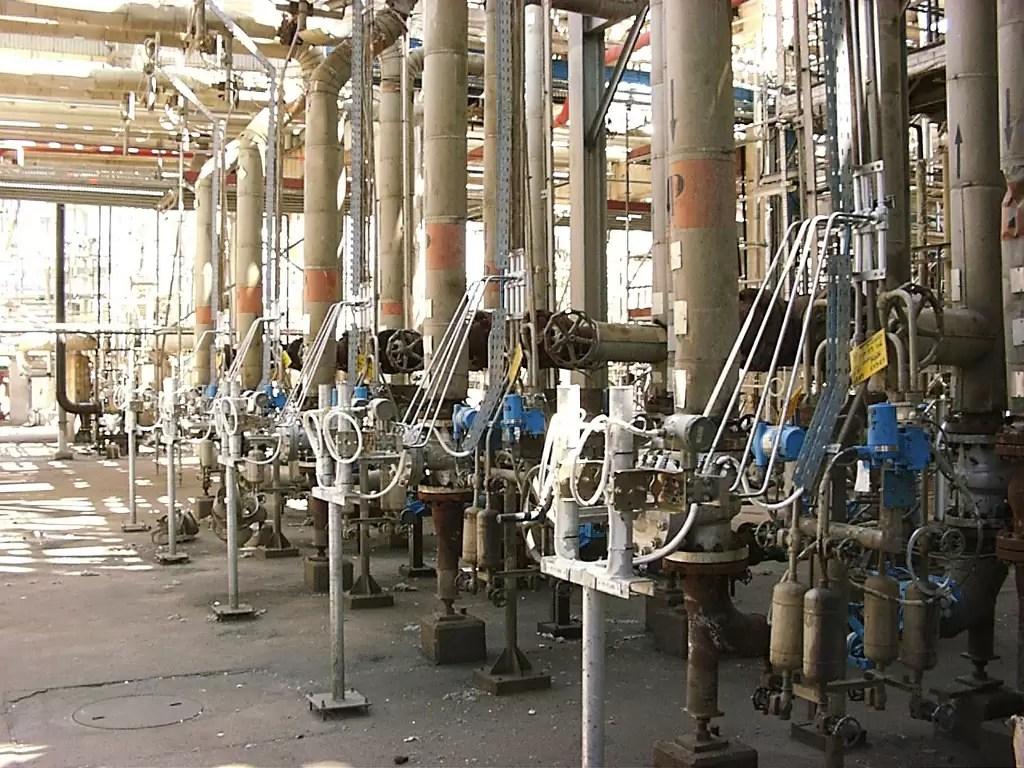 ESD Sines Refinery