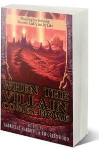 Heroes can save the world, but villains can change it. Companion volume to When the Hero Comes Home, Dragon Moon has assembled a great mix of science fiction, fantasy, and speculative fiction. Come with us while we explore villains of all stripes — sons and daughters, lovers and fighters, minions and masterminds, in this giant volume of thirty great stories by award winners, rising stars, and bold new voices.