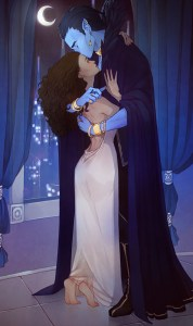 Lydia and The Prince by Archia