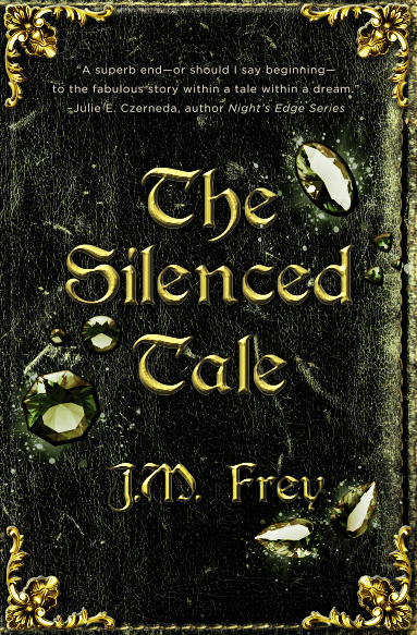 "Cover Reveal – ""The Silenced Tale"""
