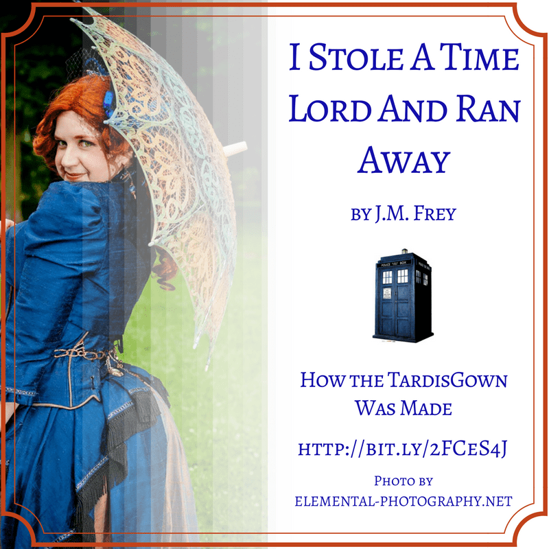 I Stole A Time Lord and Ran Away