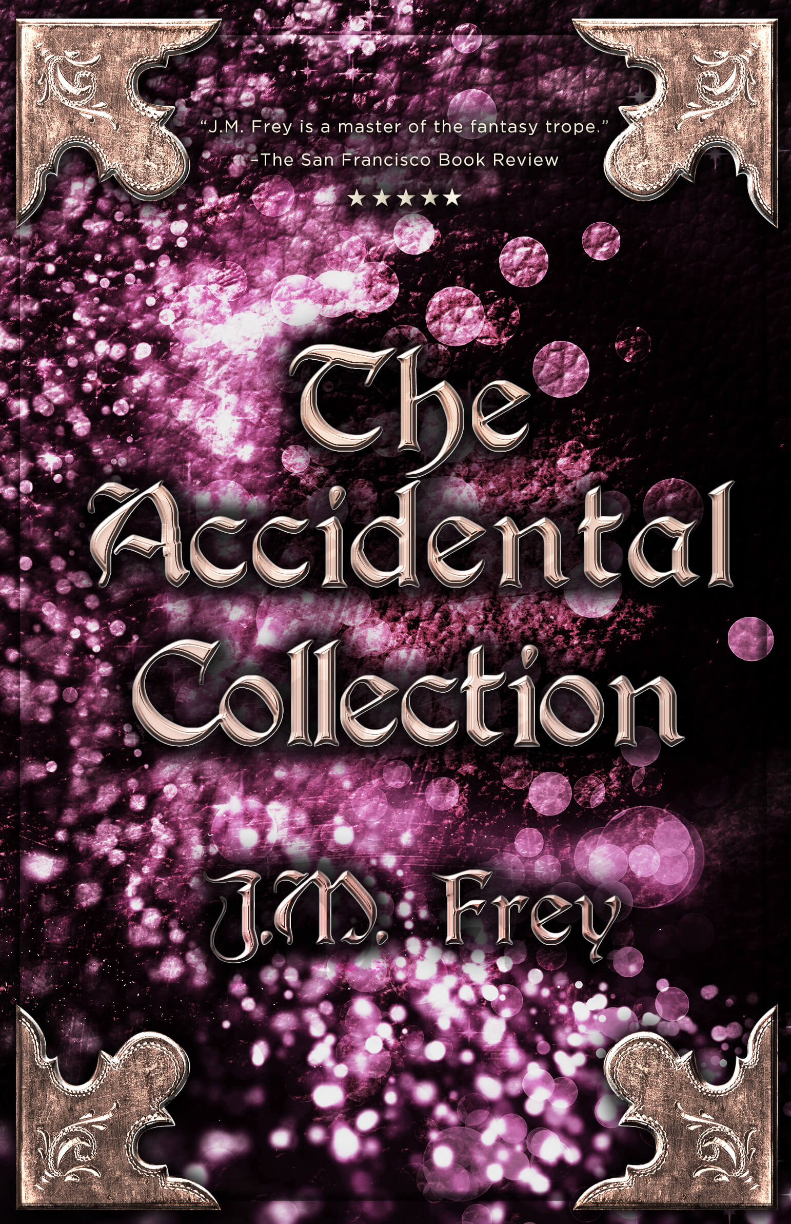 COVER REVEAL – The Accidental Collection