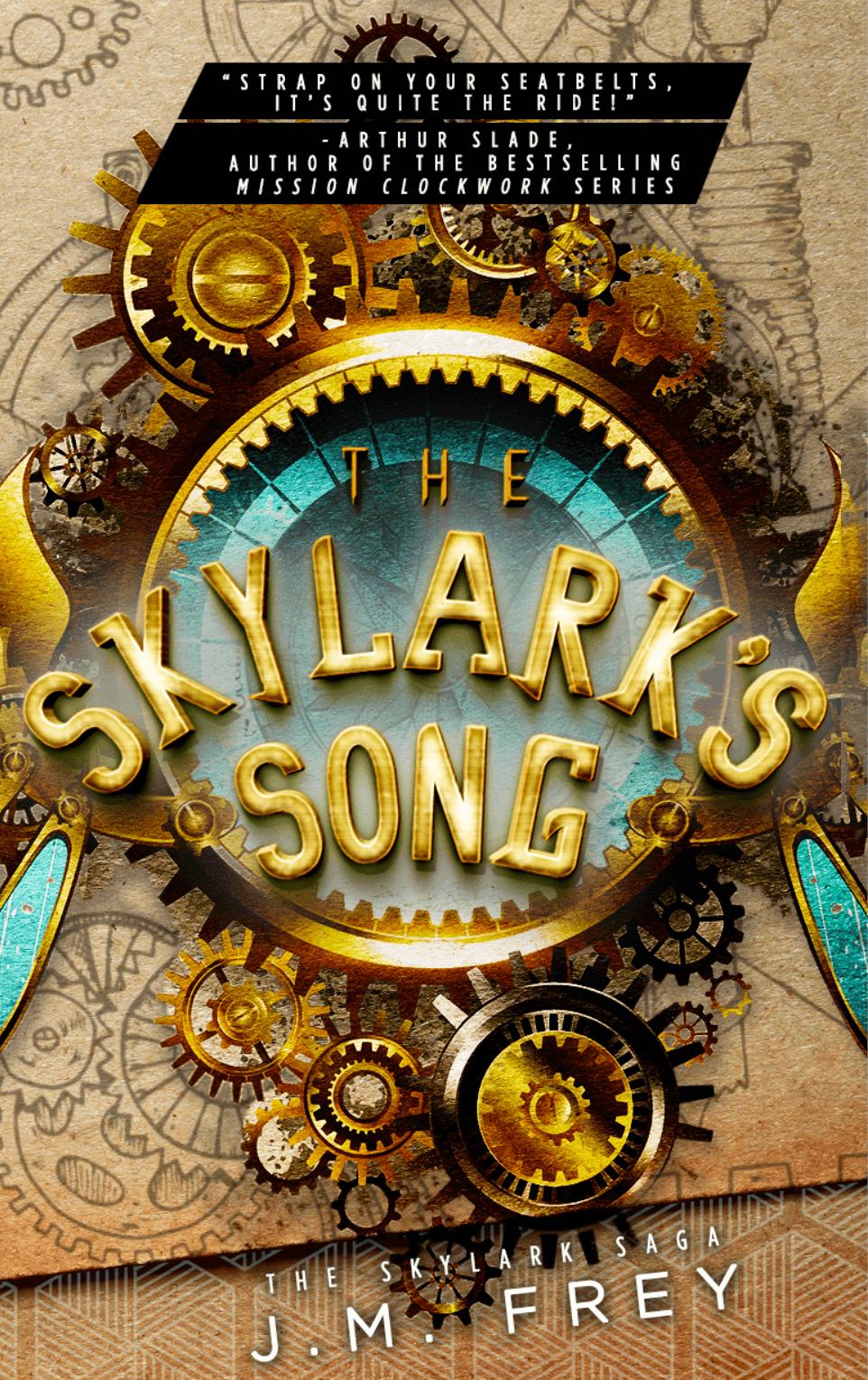 RELEASE DAY – The Skylark's Song