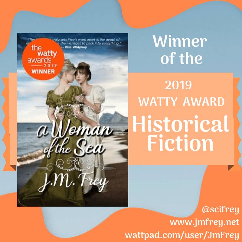 AWARDS ANNOUNCEMENT – A Woman of the Sea