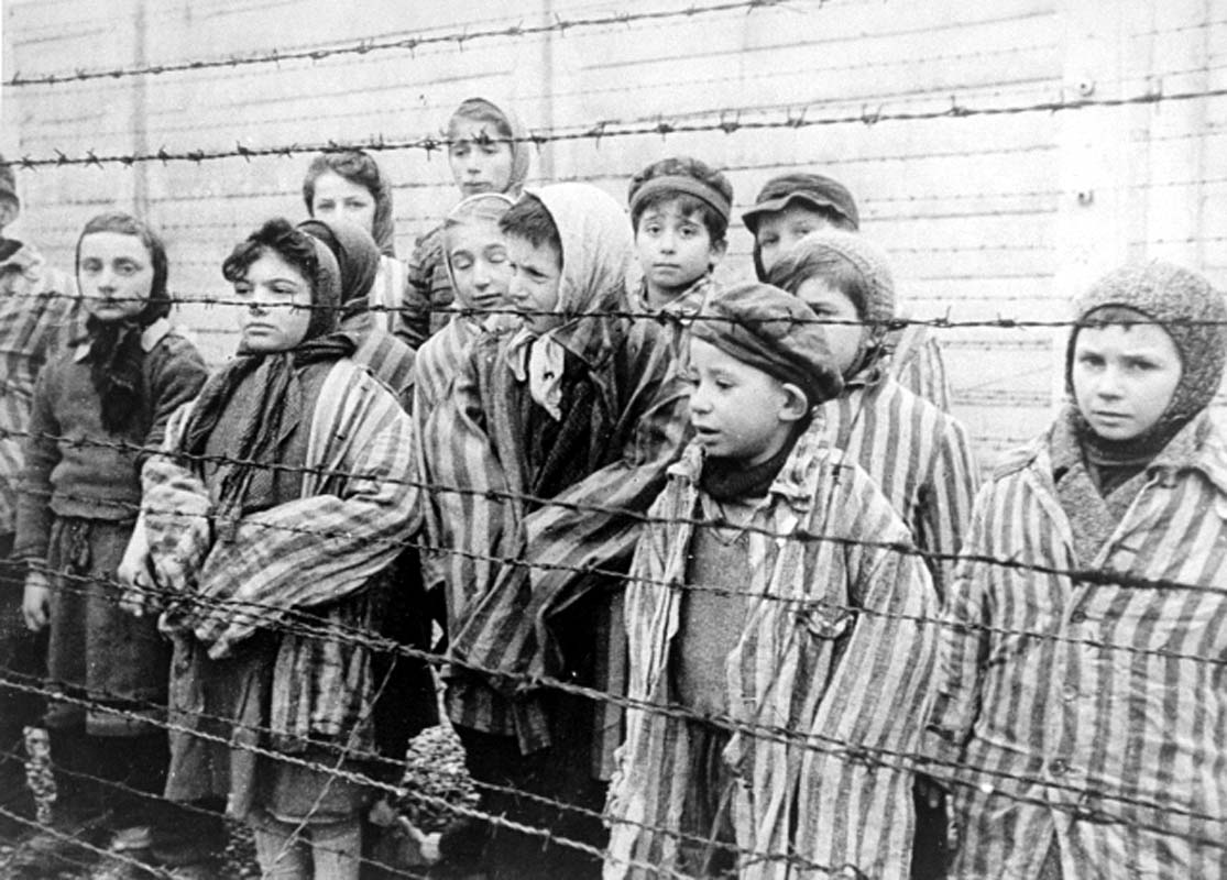 Image result for children in concentration camps during the holocaust