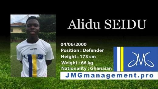 Alidu Seidu