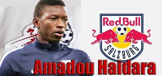 Amadou Haidara Bundesliga FC Leipzig of jmg football management