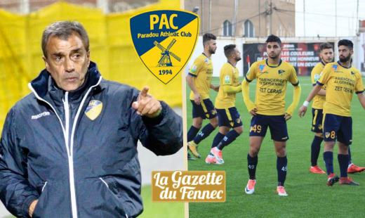 jmg football academy algeria-paradou