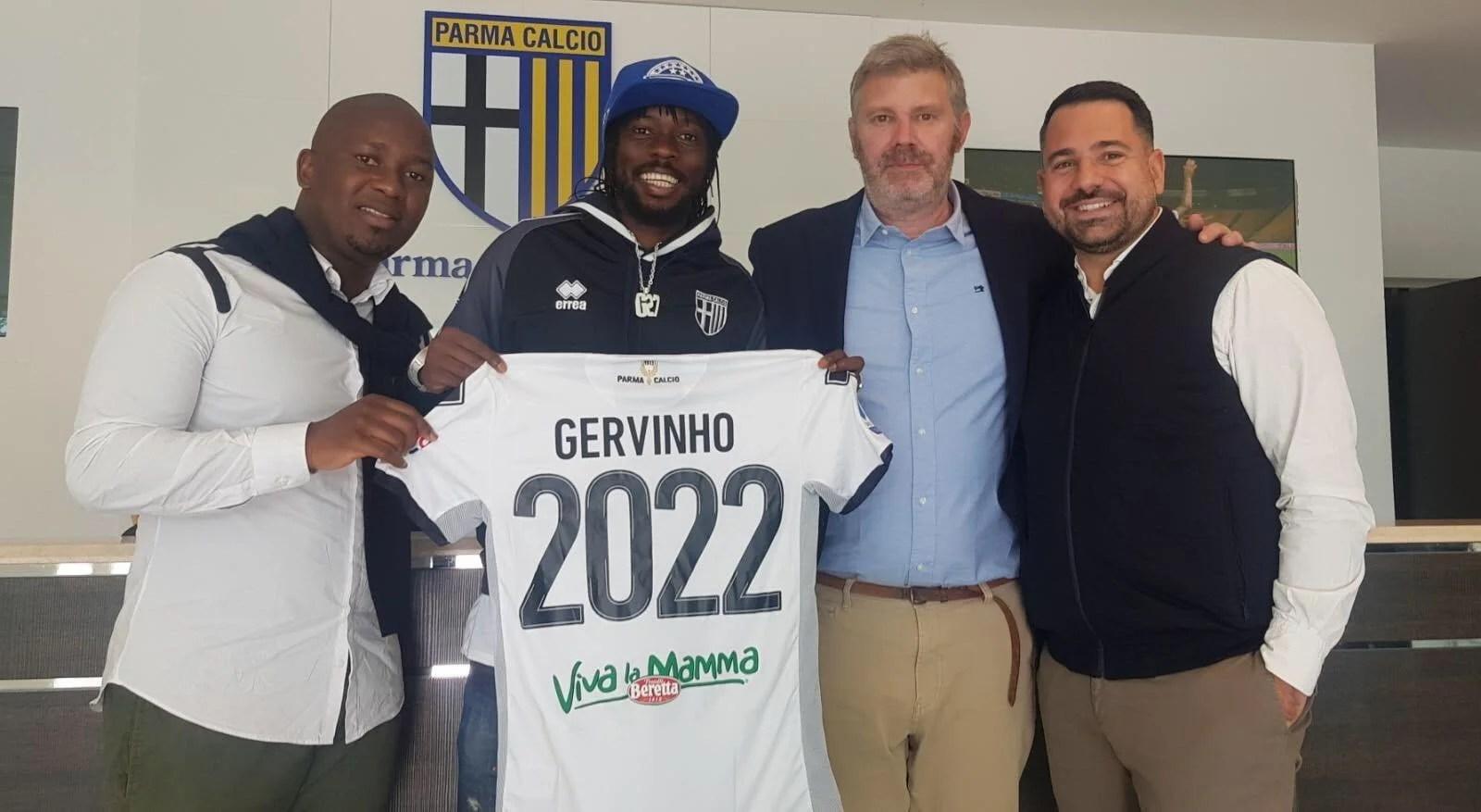 Gervinho prolonge avec Parma Jmg management