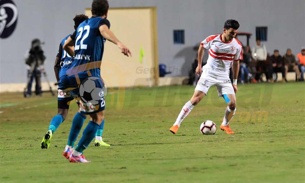 Institut Jmg football Ahmed Sayed Zizo's with Zamalek