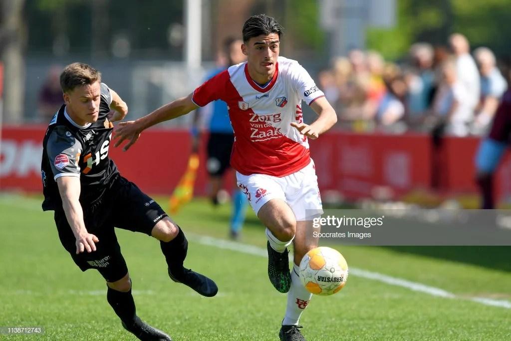 Mehdi Lehaire JMG soccer academy