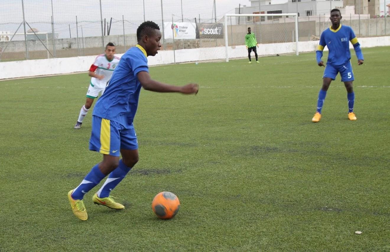 SACKO Mamadou Salia JMG soccer academy of mali