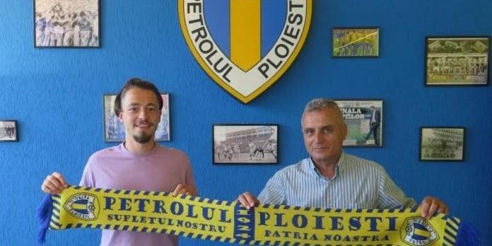 JOERI POELMANS de JMG SIGNE AU FC PETROLUL
