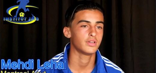 Mehdi LEhaire en entrevue à Montreal