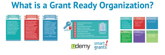 Grant Ready Organization