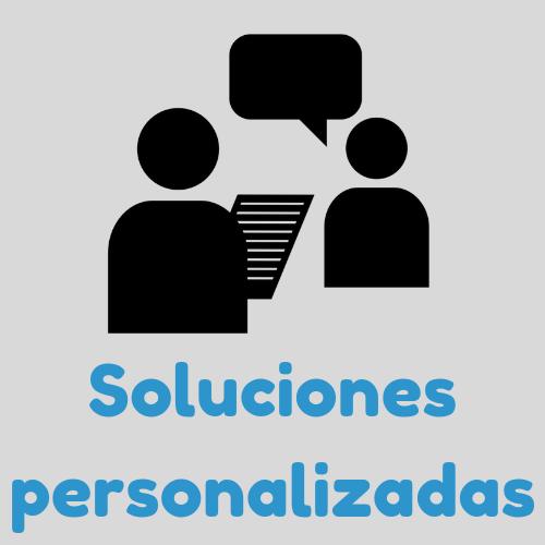 Soluciones Personalizadas