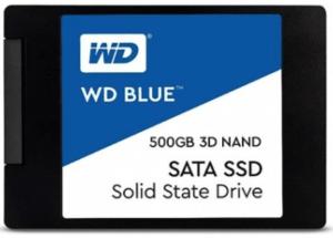 DISCO DURO 2.5 SSD 500GB SATA3 WD BLUE 3D NAND
