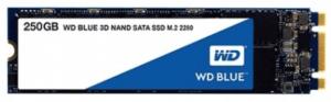 DISCO DURO M2 SSD 250GB SATA3 WD BLUE 3D NAND