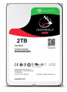 3.5 2TB SATA 3 SEAGATE 64MB IRONWOLF