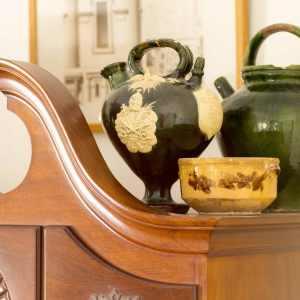 furnture,pottery,english