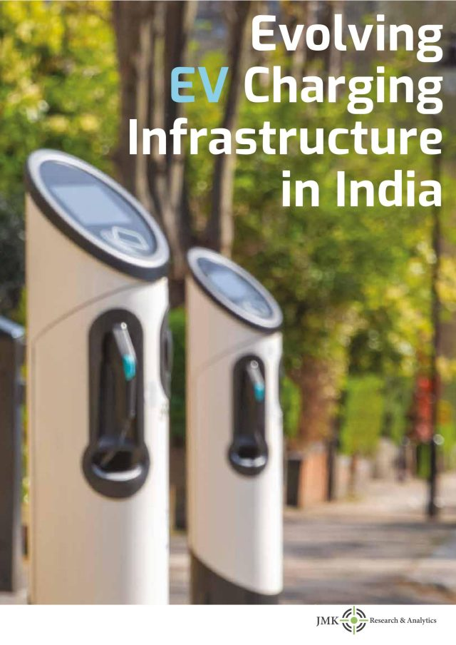 Evolving EV Charging Infrastructure in India, April 2021