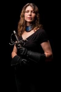 VISS Sword Play Portrait