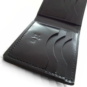 Handmade leather wallets usa