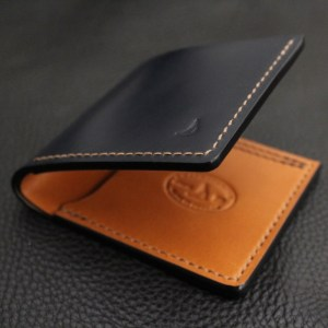 Shell Cordovan Mini Bifold