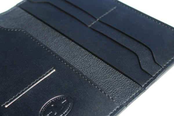 Full size leather wallets for men