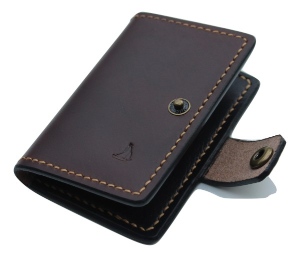 Horween leather wallets