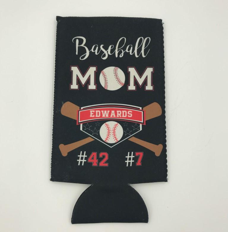 24 oz baseball koozie