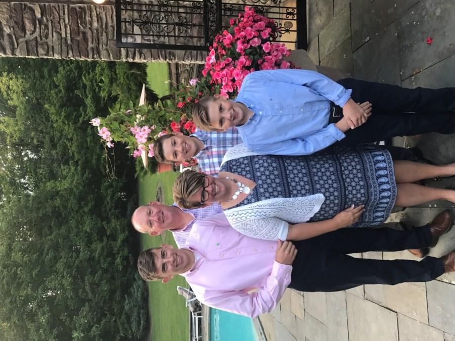 JML Family Photo