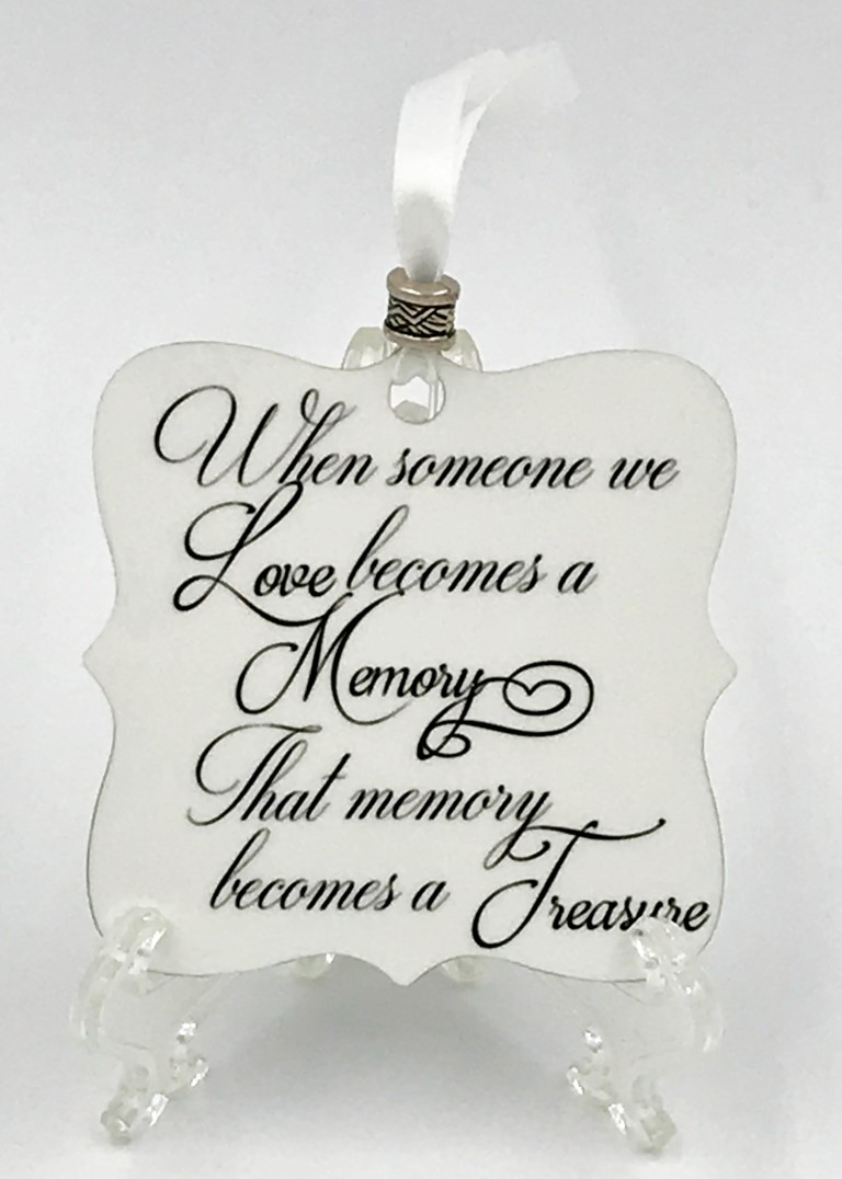 Memory Treasure Ornament