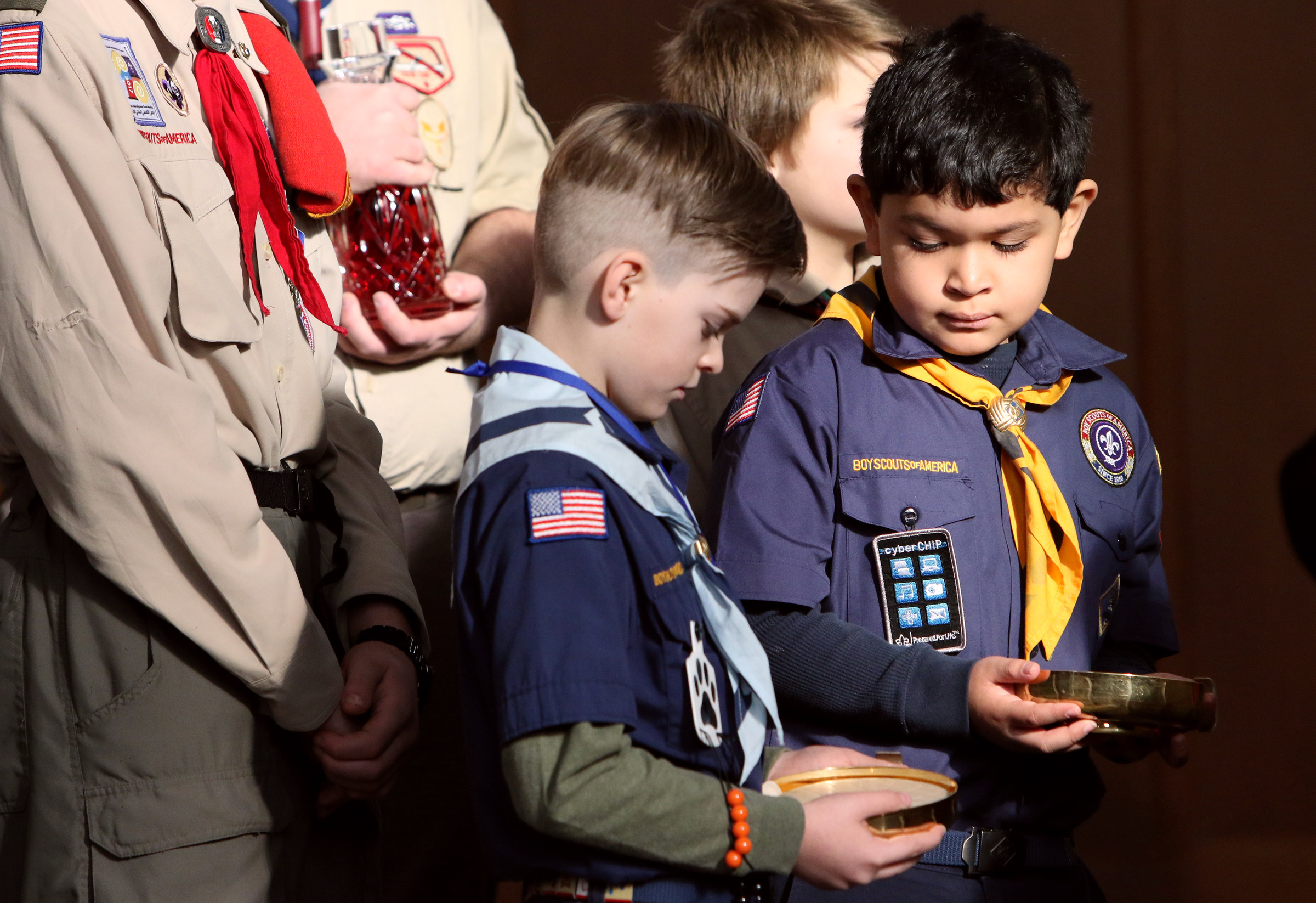 New Gender Policy Won T Affect Catholic Scouting Units