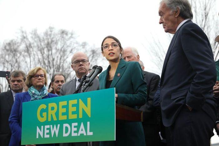 green new deal_united nations agenda 2030 and sustainable development_Alexandria Ocasio-Cortez