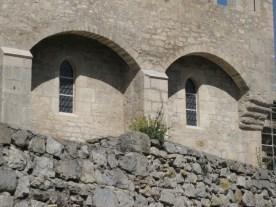 Lagrasse - monestery