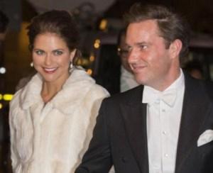 La princesa Magdalena y Christopher O'Neill se casarán el 8 de Junio 2013 en Estocolmo. (Foto: agencias)