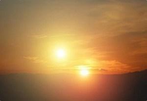 En el 2012 la Tierra podría tener dos soles y la noche se convertirá en día durante unas semanas. (Foto: ilustración)