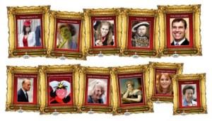 Lista de los feos y feas de la realeza. (Foto: beautifulpeople.com)