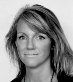 Tove Meyer, la otra co-autora del libro. (Foto: cortesía de Lind & Co)