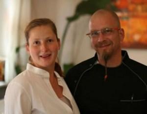 Los propietarios de «Zum Güldenen Stern», Nadime y Michael Schellenberger. (Foto: Zum Güldenen Stern)