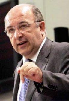El socialista Joaquín Almunia, el comisario de economía saliente (Foto: archivo)