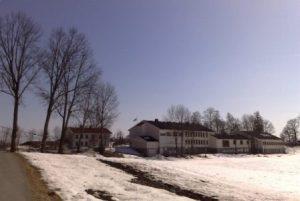 La escuela municipal de Jansløkka, en Asker. (Foto: Ayto. de Asker)